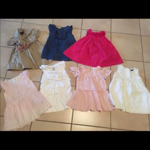 Toddler girl dresses size 2
